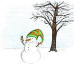 Fantasiereise Schneemann