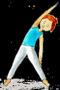Yoga für Kinder Yokids