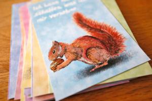 Affirmationskarten für Kinder