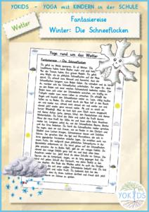 Fantasiereise - Winter - Die Schneeflocken