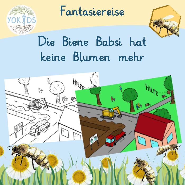 Fantasiereise Bienensterben