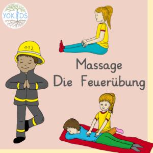 Massage Feuerübung