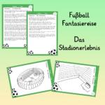 Fußball - Fantasiereise I Das Stadionerlebnis