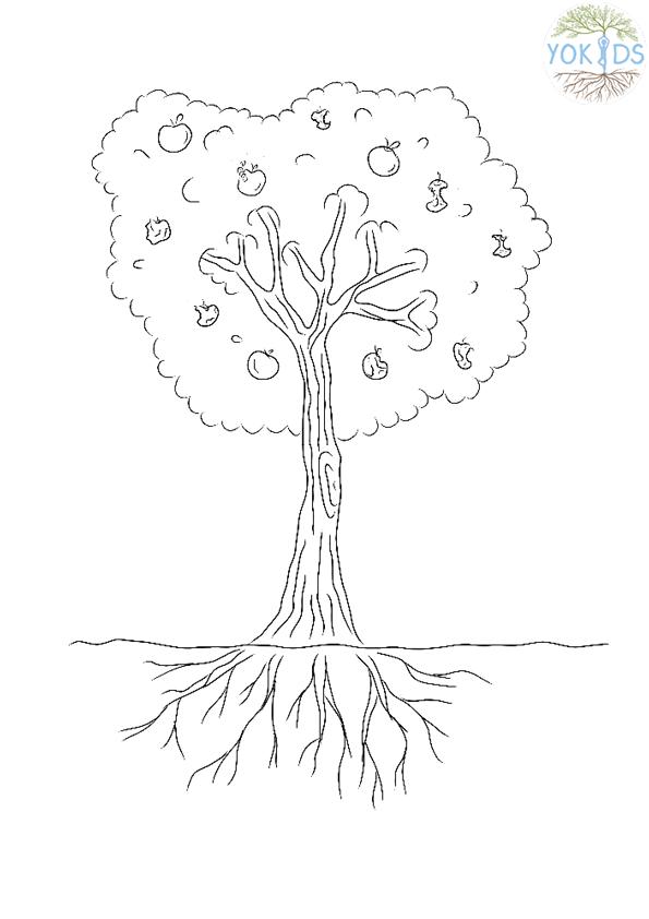 Schwacher Baum