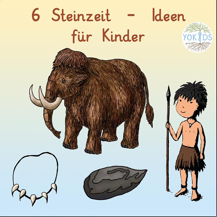 Steinzeit Material