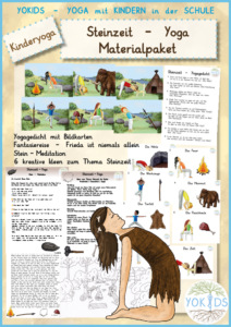 Materialpaket Steinzeit