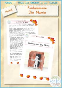 Fantasiereise | Die Mumie