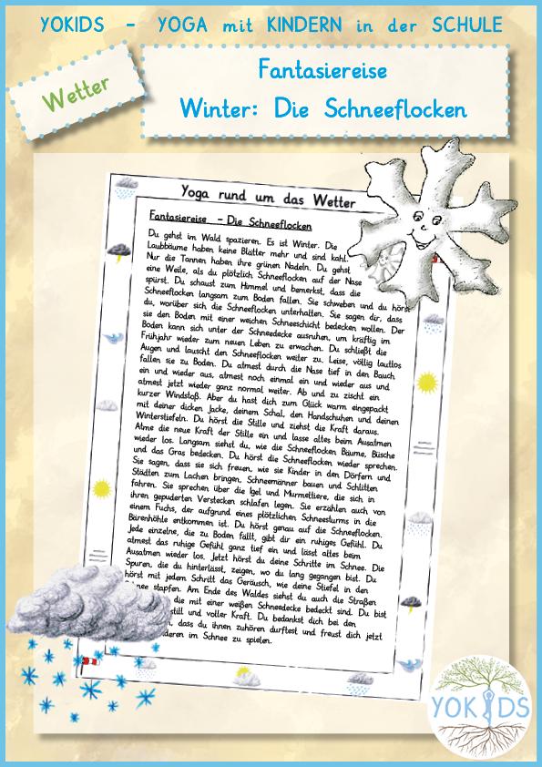 Winter Schneeflocke