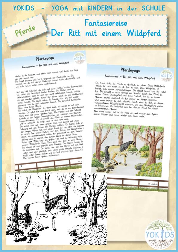 Wildpferde Geschichte
